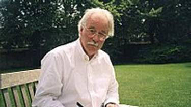 Picture of an author: W.G. Sebald