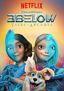 Picture of a TV show: 3below: Tales Of Arcadia