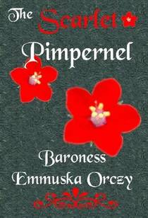 Picture of a book: The Scarlet Pimpernel
