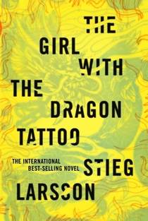 Picture of a book: The Girl With The Dragon Tattoo