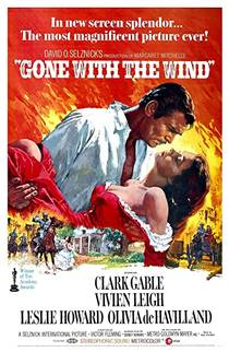 Picture of a movie: Gone With The Wind