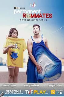 Picture of a TV show: Permanent Roommates
