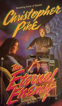 Picture of a book: The Eternal Enemy
