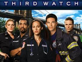 Picture of a TV show: Third Watch