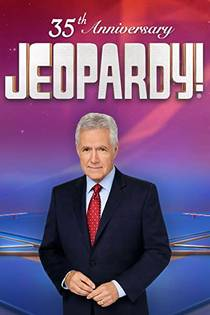 Picture of a TV show: Jeopardy!