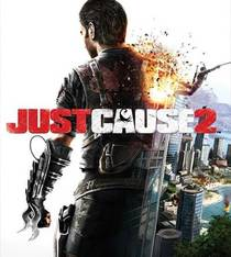 Picture of a game: Just Cause 2