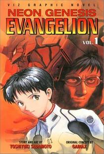 Picture of a book: Neon Genesis Evangelion, Vol. 1