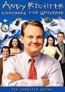 Picture of a TV show: Andy Richter Controls The Universe