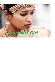 Picture of a book: One NRI Girl