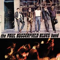 Picture of a band or musician: The Paul Butterfield Blues Band
