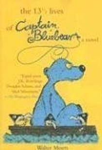Picture of a book: The 13½ Lives Of Captain Bluebear