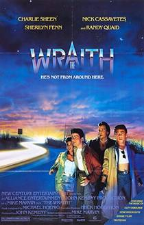 Picture of a movie: The Wraith