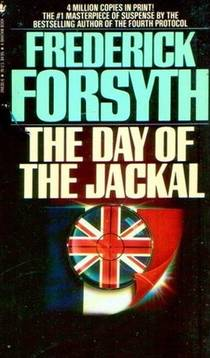 Picture of a book: The Day Of The Jackal