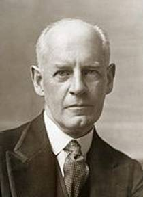 Picture of an author: John Galsworthy