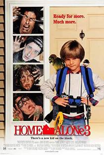 Picture of a movie: Home Alone 3