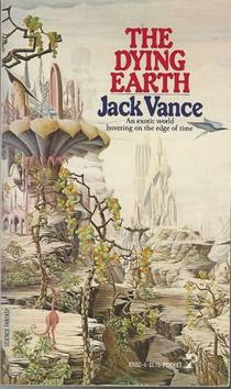 Picture of a book: The Dying Earth