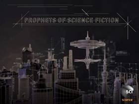 Picture of a TV show: Prophets Of Science Fiction