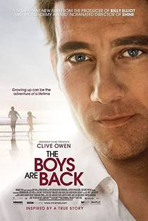 Picture of a movie: The Boys Are Back