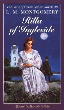 Picture of a book: Rilla Of Ingleside