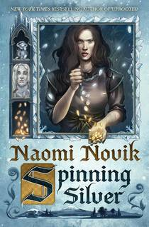 Picture of a book: Spinning Silver