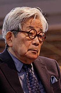 Picture of an author: Kenzaburō Ōe