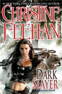 Picture of a book: Dark Slayer