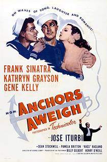 Picture of a movie: Anchors Aweigh