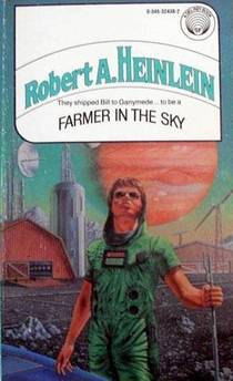 Picture of a book: Farmer In The Sky (heinlein's Juveniles, #4)
