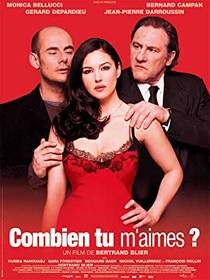 Picture of a movie: Combien Tu M'aimes?