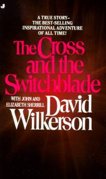 Picture of a book: The Cross And The Switchblade