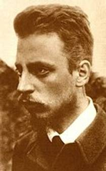 Picture of an author: Rainer Maria Rilke