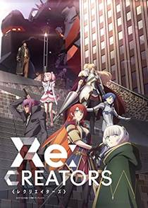 Picture of a TV show: Re: Creators