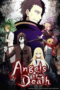 Picture of a TV show: Angels Of Death