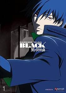 Picture of a TV show: Darker Than Black: Gemini Of The Meteor
