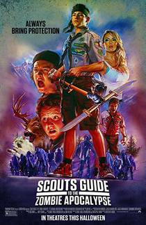 Picture of a movie: Scouts Guide To The Zombie Apocalypse