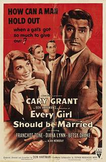 Picture of a movie: Every Girl Should Be Married