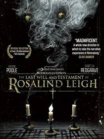 Picture of a movie: The Last Will And Testament Of Rosalind Leigh