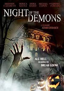 Picture of a movie: Night Of The Demons