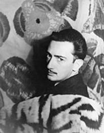 Picture of an author: Salvador Dalí