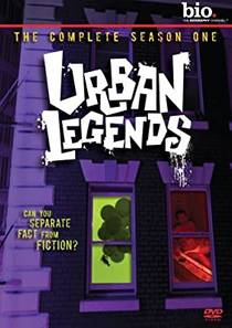 Picture of a TV show: Urban Legends