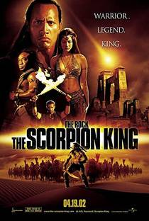 Picture of a movie: The Scorpion King