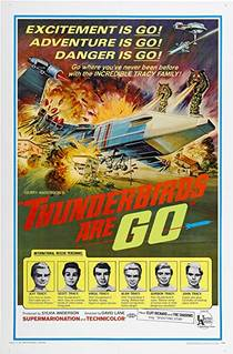Picture of a movie: Thunderbirds Are Go