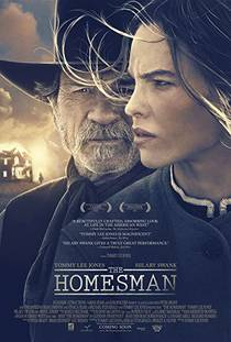 Picture of a movie: The Homesman
