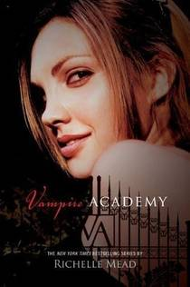 Picture of a book: Vampire Academy