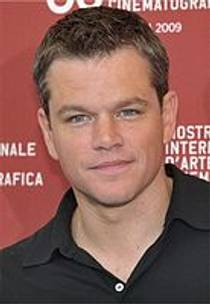 Picture of an author: Matt Damon