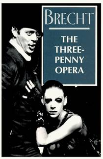 Picture of a book: The Threepenny Opera