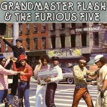 Picture of a band or musician: Grandmaster Flash