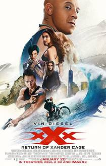Picture of a movie: Xxx: Return Of Xander Cage