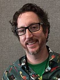 Picture of an author: Paul Tremblay