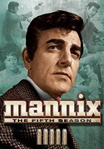 Picture of a TV show: Mannix